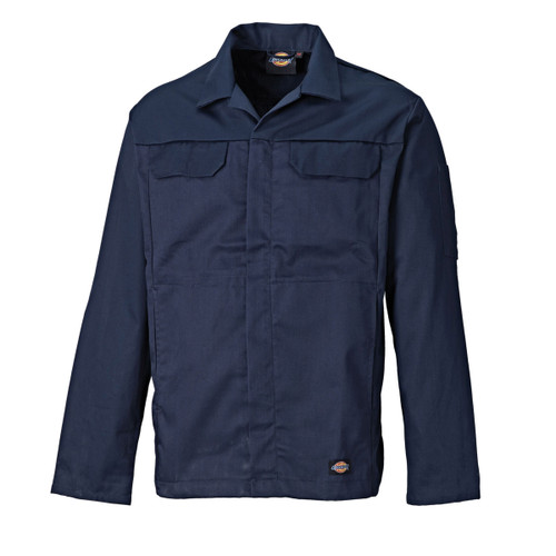 Buy Dickies WD954 Redhawk Jacket with Multiple Pockets (Navy) at Toolstop