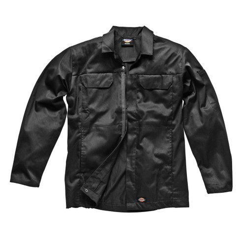 Buy Dickies WD954 Redhawk Jacket with Multiple Pockets (Black) at Toolstop