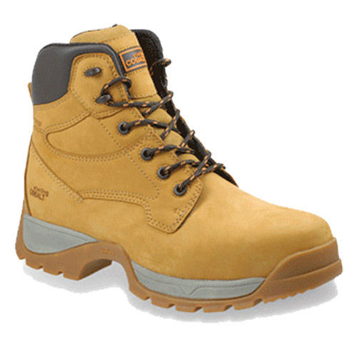 Buy Sterling Safetywear SS900CM Safety Cobalt Waterproof Boot with Composite Midsole and Toecap Brown at Toolstop