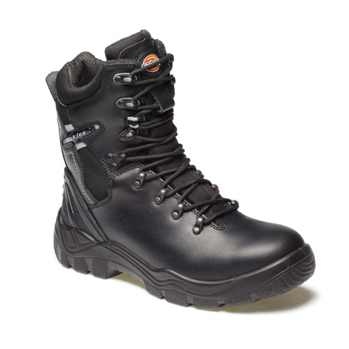 Buy Dickies FD23375 Quebec Safety Boot (Black) at Toolstop