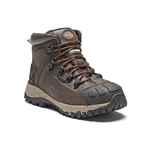 Buy Dickies FD23310 Medway Safety Hiker Boot (Brown) at Toolstop