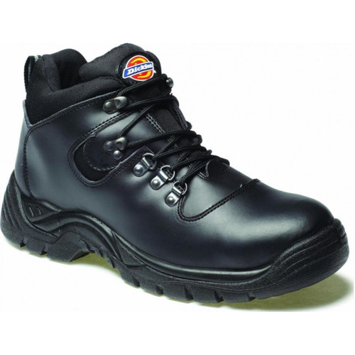 Buy Dickies FA23380A Fury Super Safety Hiker Boot - Black at Toolstop