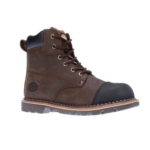 Buy Dickies FD9210 Crawford Safety Boot (Brown) at Toolstop