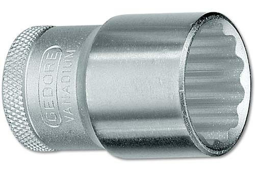 Buy Gedore D19 1/2in Drive Socket at Toolstop