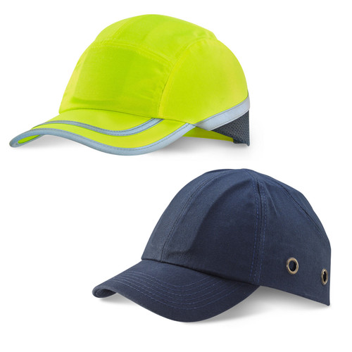 Buy Beeswift BS074 Safety Baseball Cap at Toolstop