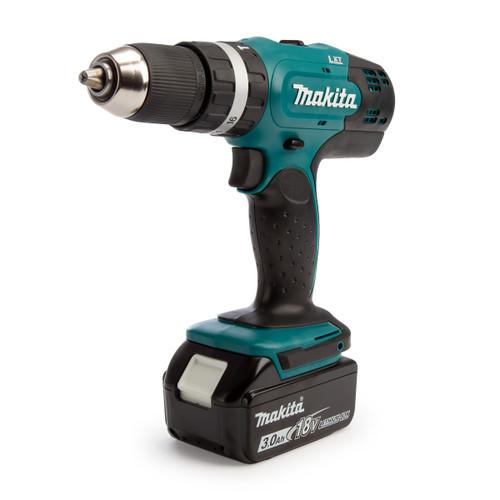 Makita DHP453SFX8 18V LXT Combi Drill (1 x 3.0Ah Battery) - 1