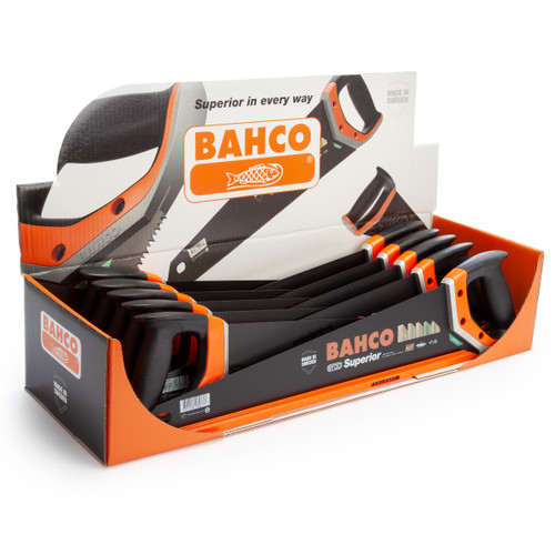 """Bahco 2600-22-XT-HP Hand Saw 550mm (22"""") (Pack Of 10)"""