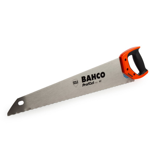 Bahco PC-22-INS ProfCut Insulation Saw with New Waved Toothing 550mm / 22in - 2