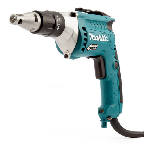 Buy Makita FS4300JX2 Drywall Screwdriver with Autofeed Attachment 110V at Toolstop