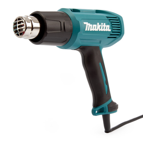 Buy Makita HG5030K Heat Gun 1600W 2 Speed 350 - 500 ºC 240V at Toolstop