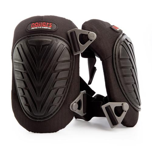 Nailers NA60100 K1 Swivel Knee Pads Buckle Fastening (Pair) - 1