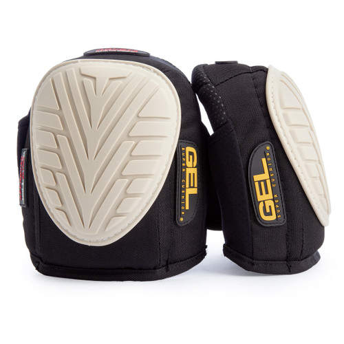 Buy Nailers NA60220 G2 Gel Gripper Knee Pads Single Strap (Pair) at Toolstop