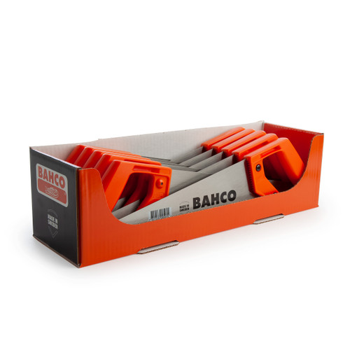 Buy Bahco 300-14-10P Toolbox Handsaw 360mm in Display Pack of 10 at Toolstop