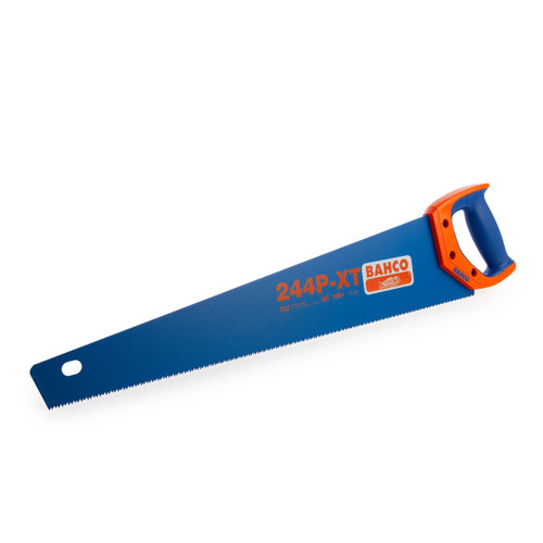 Buy Bahco 244P-22-XT-HP Blue XT Hardpoint Handsaw 550mm / 22in at Toolstop