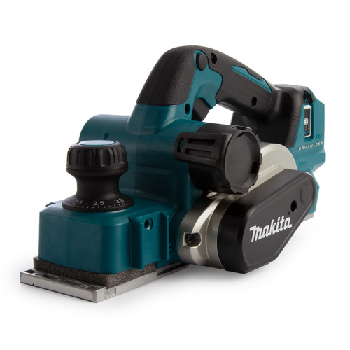 Buy Makita DKP181Z 18V LXT Brushless Planer 82mm (Body Only) at Toolstop