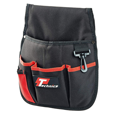 Buy Technics PT134 General Purpose Tool Pouch with Wire Catch at Toolstop