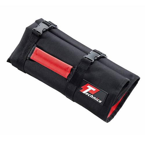 Buy Technics PT158 Multi Pocket Tool Roll with Carry Handle at Toolstop