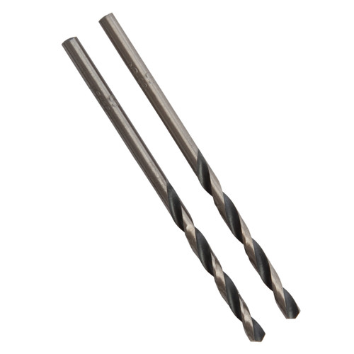Bosch 2608577158 HSS PointTeQ Twist Drill Bit 3mm (Pack Of 2) - 1