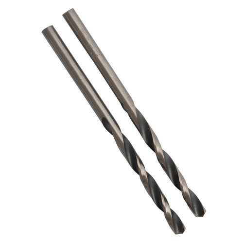Buy Bosch 2608577161 HSS PointTeQ Twist Drill Bit 4mm (Pack Of 2) at Toolstop