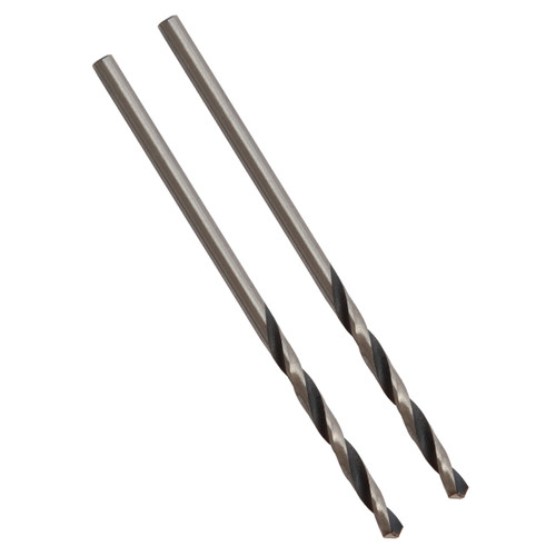 Buy Bosch 2608577155 HSS PointTeQ Twist Drill Bit 2mm (Pack Of 2) at Toolstop