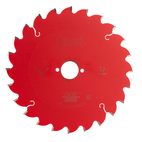 Buy Freud F03FS03627 LP20M 019P for Solid Soft/Hard Wood Portable Machines 216mm x 30 x 2.4 x 24T at Toolstop