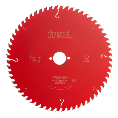 Buy Freud F03FS03727 LP40M 025P for Solid Soft/Hard Wood Portable Machines 250mm x 30 x 2.8 x 60T at Toolstop