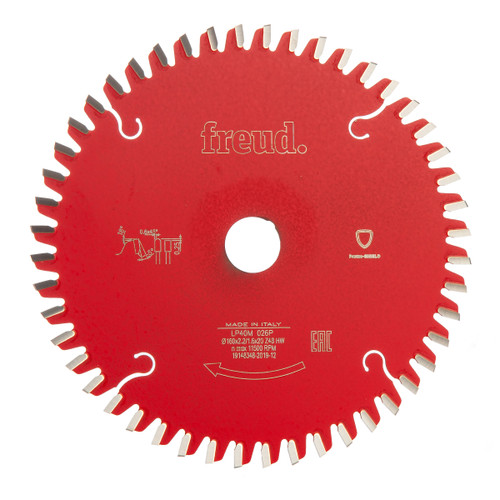 Buy Freud F03FS03729 LP40M 026P for Non-ferrous Metals Portable Machines 160mm x 20 x 2.2 x 48T at Toolstop
