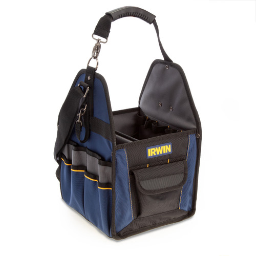 Irwin 2017821 T10M Defender Series Electrician's Tote 10in / 250mm - 1