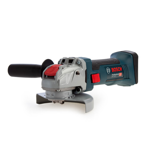 Bosch GWX 18V-8 Professional Brushless Angle Grinder 125mm (Body Only) - 1