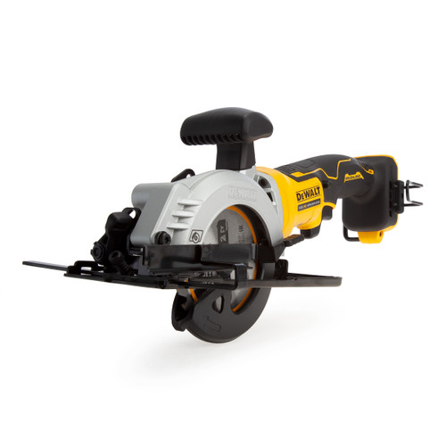 Buy Dewalt DCS571N 18V XR Brushless Compact Circular Saw 115mm (Body Only) at Toolstop