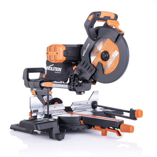 Evolution R255SMS-DB+ Sliding Mitre Saw