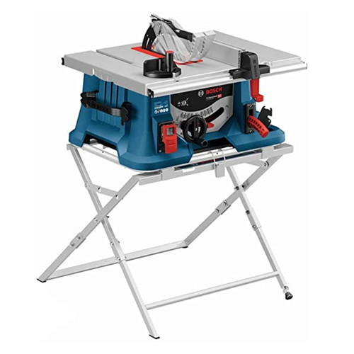 Bosch GTS635-216 Table Saw with GTA560 Stand