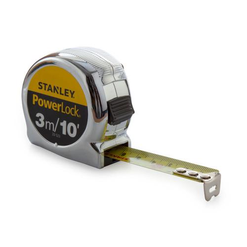 Stanley 0-33-523 Metric/Imperial Micro Powerlock Tape Measure