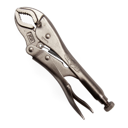 Irwin 10508018 Vise Grip Curved Jaw Locking Pliers
