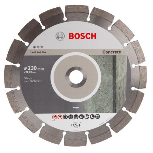 Bosch 2608602200 Standard For Concrete Diamond Cutting Disc