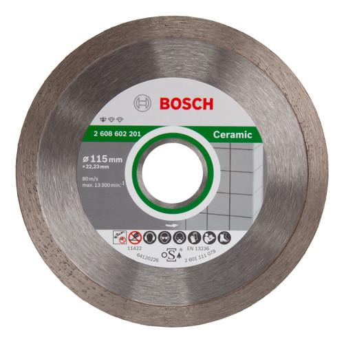 Bosch 2608602201 Standard For Ceramic Diamond Cutting Disc