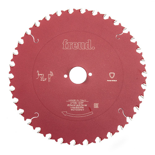 Freud F03FS03673 LP30M 023P Blade for Soft/Hard Wood 235 x 2.8mm x 30 x 34T