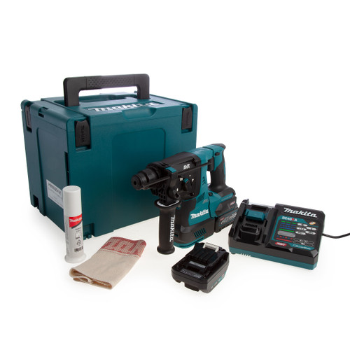 Makita HR003GD101 40V SDS Plus Drill