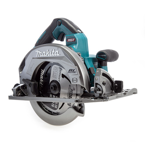 Makita HS004GD103 40Vmax XGT Brushless Circular Saw 190mm (1 x 2.5Ah Battery)