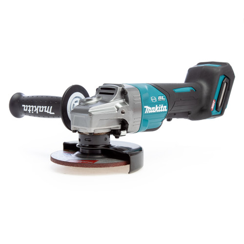 Makita GA013GZ 40Vmax XGT Brushless Angle Grinder With Paddle Switch 125mm (Body Only) 4