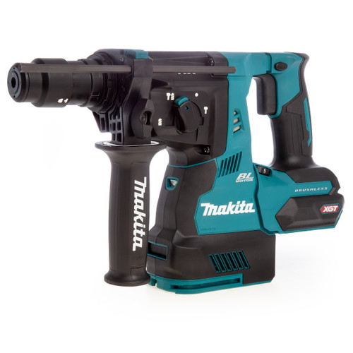 Makita HR004GZ 40Vmax XGT Brushless SDS Plus Rotary Hammer with Quick Change Chuck