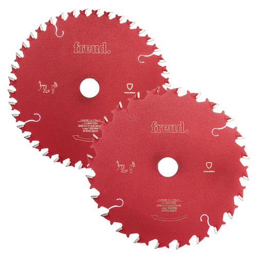 Freud F03FS08089 Circular Saw Twin Pack