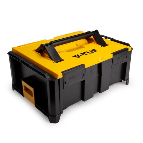 V-TUF VTM400 STACKPACK Modular Storage Box