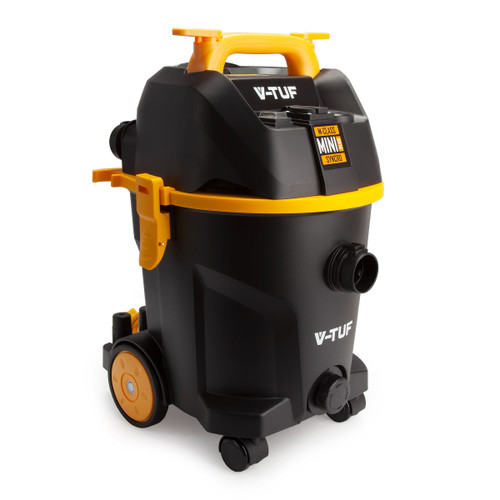 V-TUF Mini Plus Syncro M-Class Wet & Dry Dust Extractor