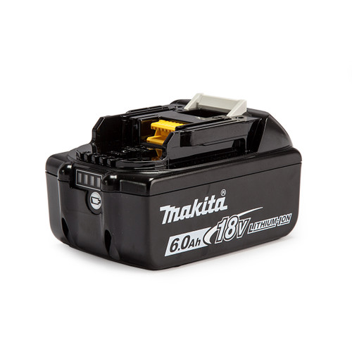 Makita BL1860B (197422-4) 18V 6.0Ah Li-ion Battery