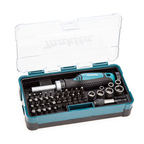 Makita B-36170 Ratchet and Bit Set 47 Piece