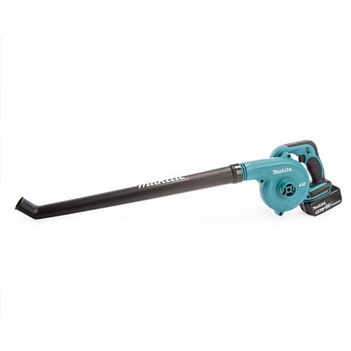 Makita DUB183RT 18V LXT Leaf Blower (1 x 5.0Ah Battery)