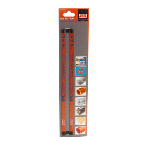 Bahco 3906 Bi-Metal Hacksaw Blades