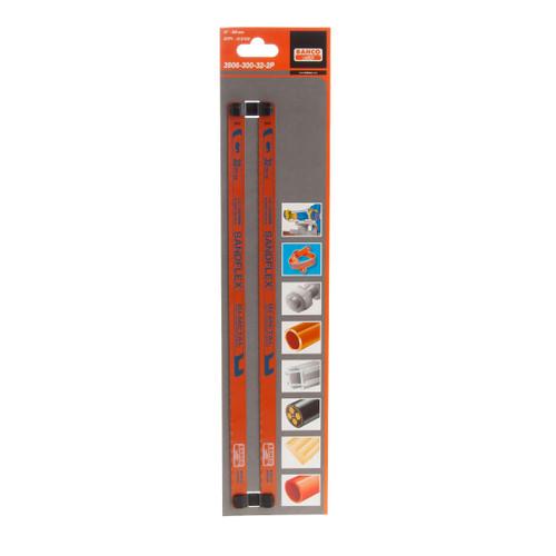 Bahco 3906 Sandflex HSS Bi-Metal Hacksaw Blades