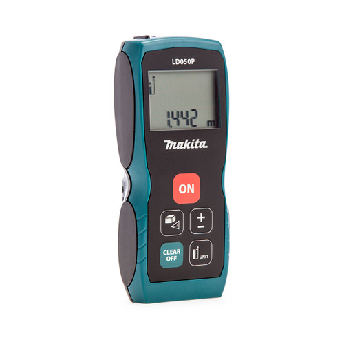 Makita LD050P 50 Metre Laser Distance Measure